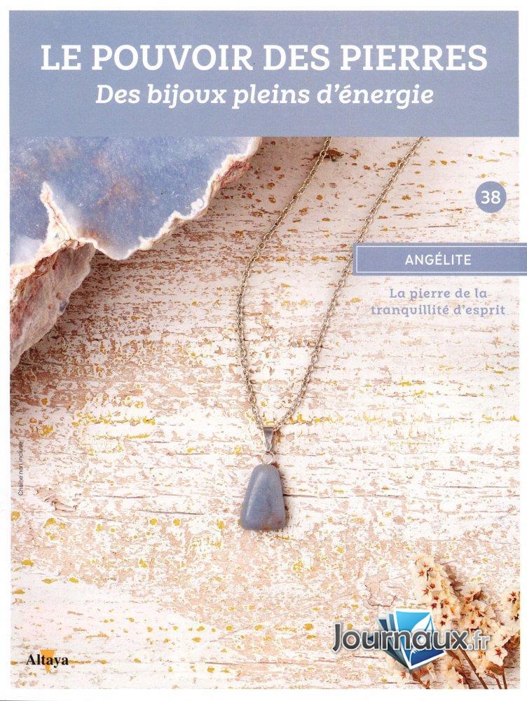Angélite - La Pierre de la Tranquillité D'esprit