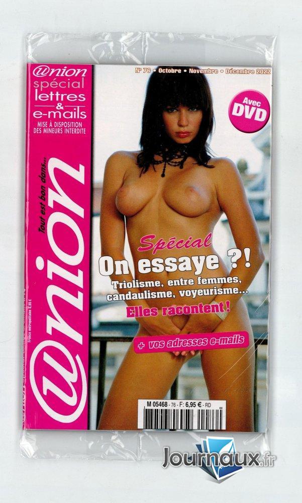 Union Spécial Lettres + DVD