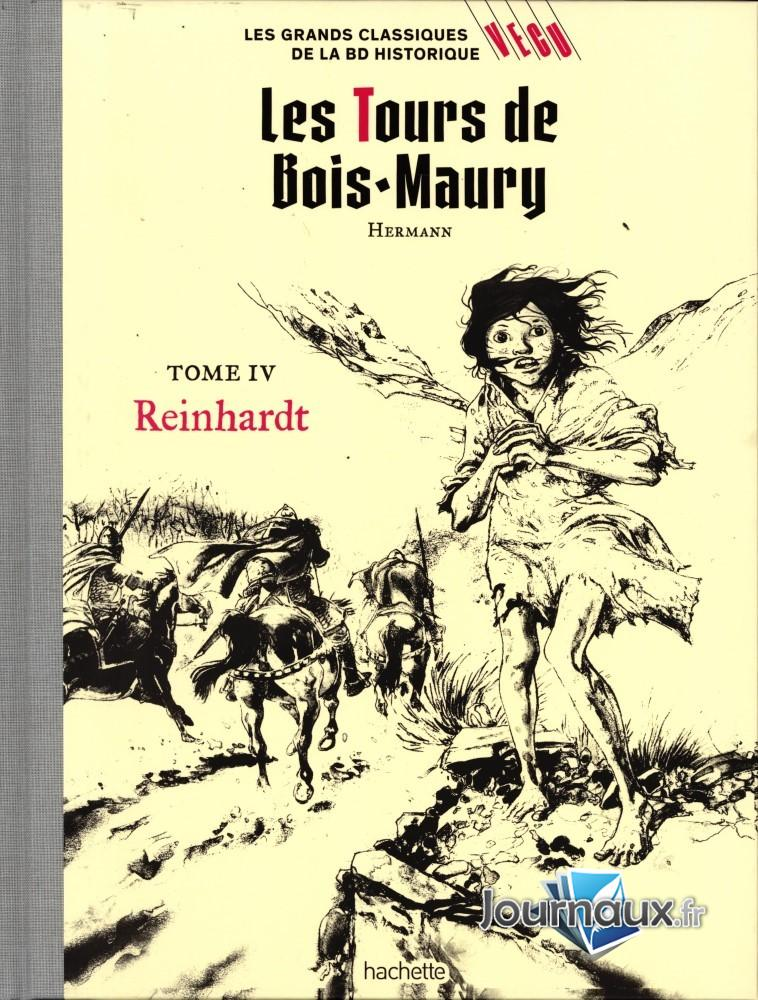 Les Tours De Bois-Maury Tome IV Reinhardt