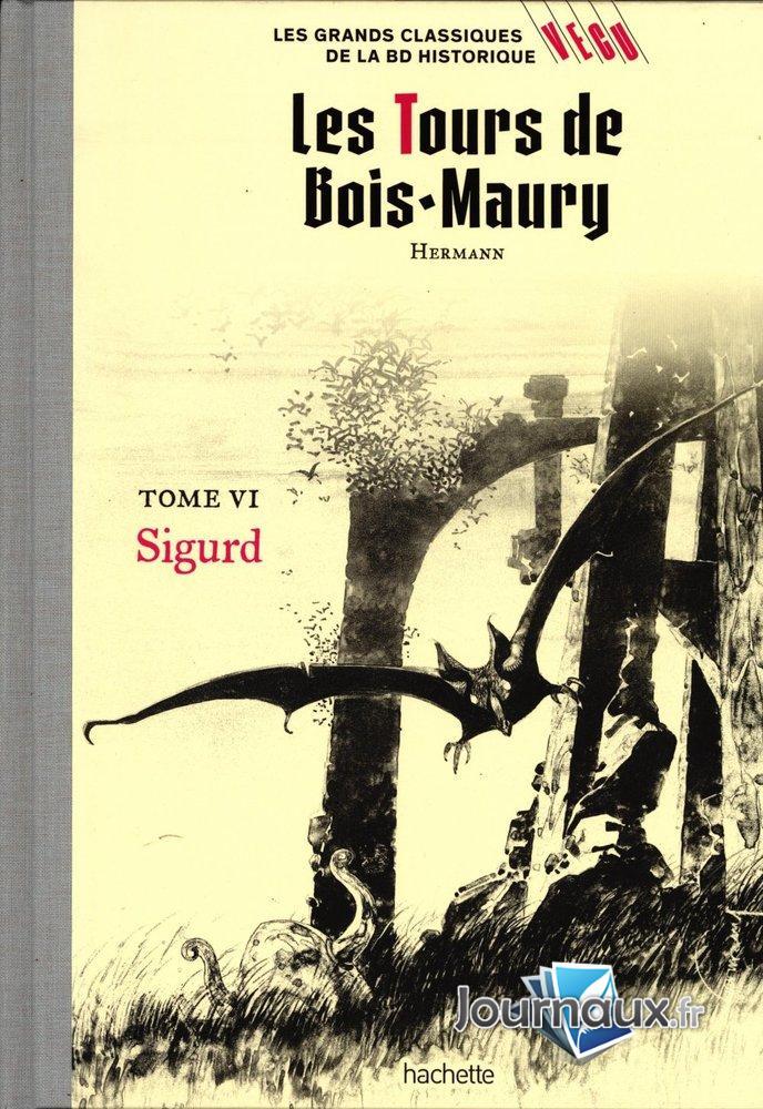 Les Tours De Bois-Maury Tome VI Sigurd