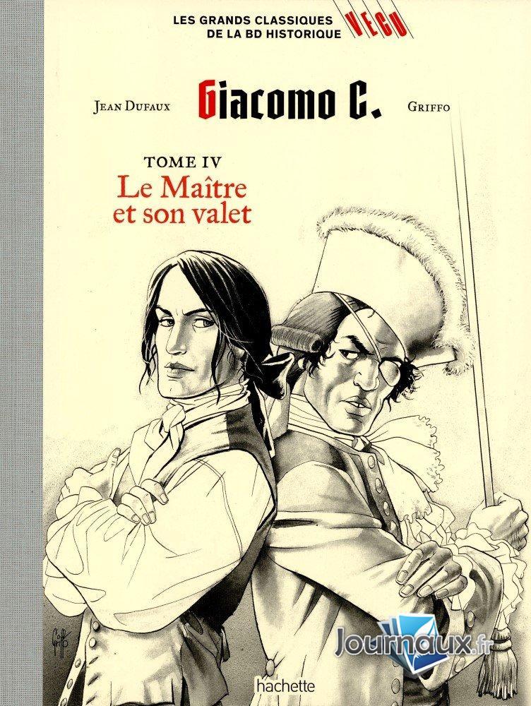 Le Maître et son Valet  - Tome IV
