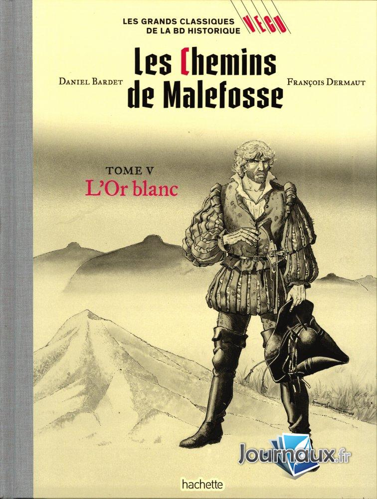 Tome V - L'Or Blanc