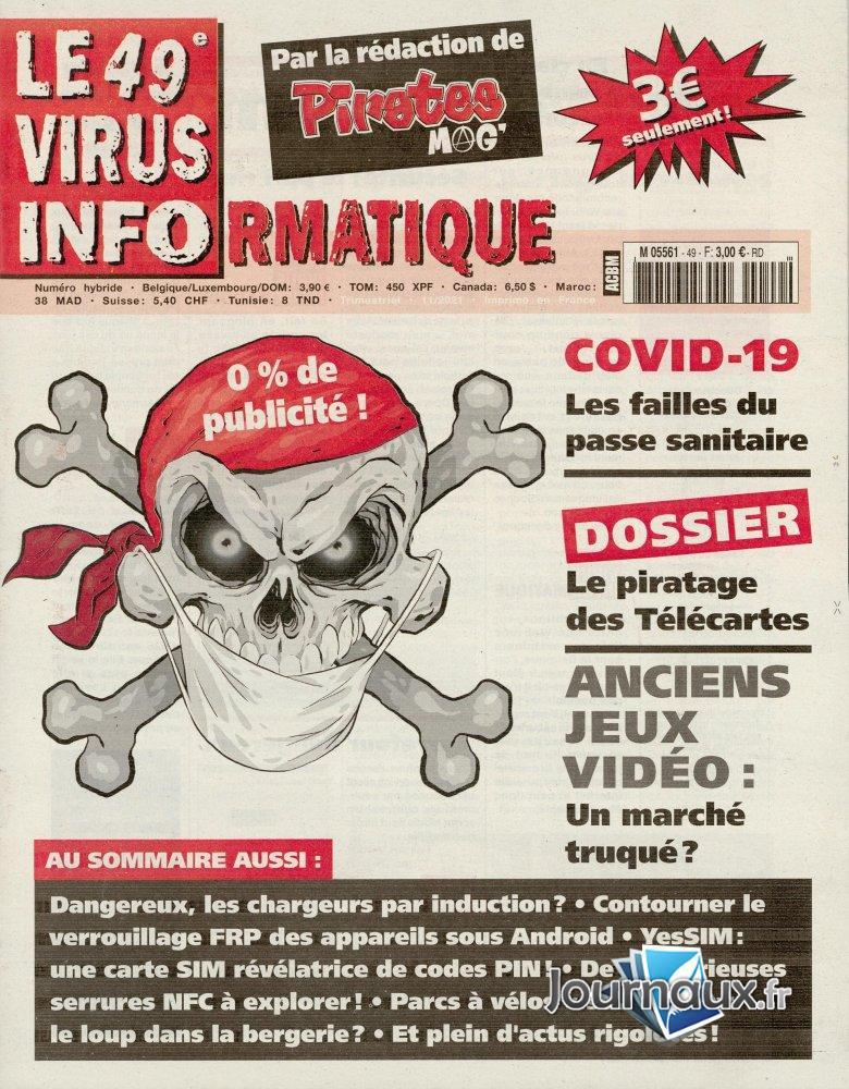 Le Virus Informatique