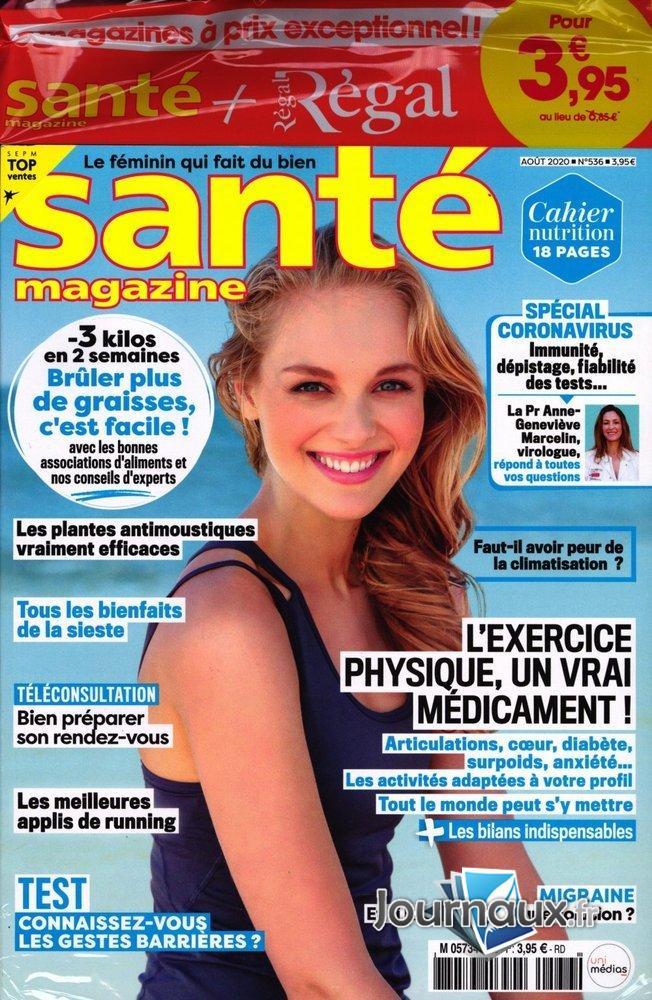 Santé Magazine + Régal