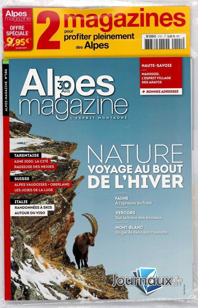 Alpes Magazine + Alpes Magazine Hors-Série