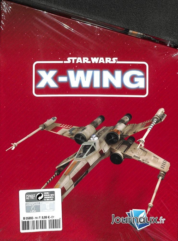 Reliure Stars Wars X-Wing