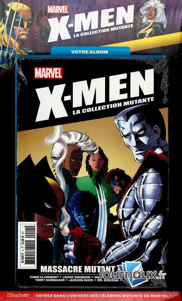 25 - Massacre Mutant 1ère Partie