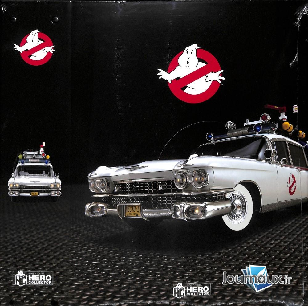 Classeur Construire l'Ecto-I de Ghostbusters