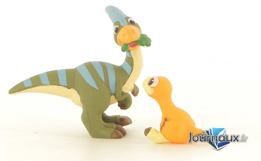 Le Parasaurolophus
