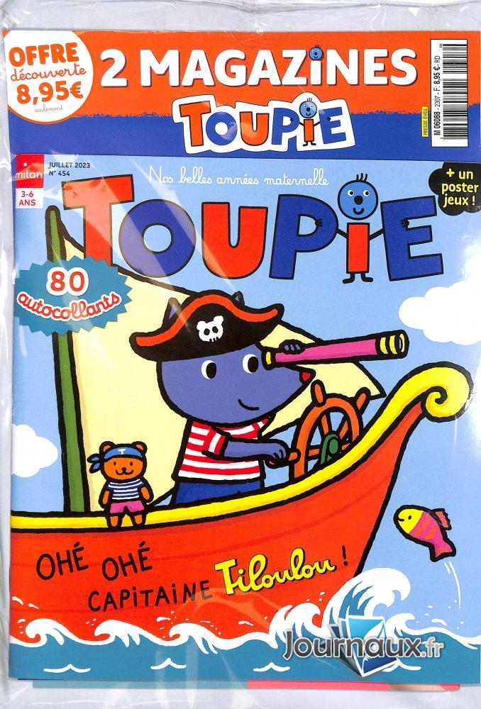 Toupie + Toupie Jeux