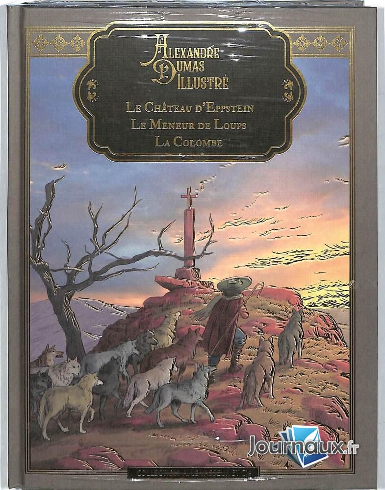 Le Château d'Eppstein - Les Meneur de Loups la Colombe