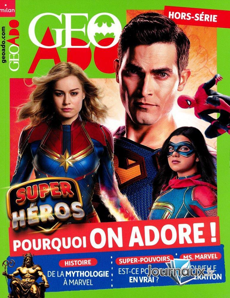 Géo Ado Hors-Série