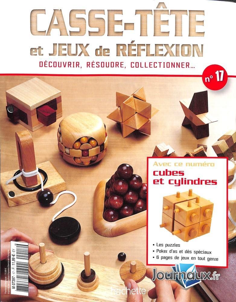 Cubes et Cylindres