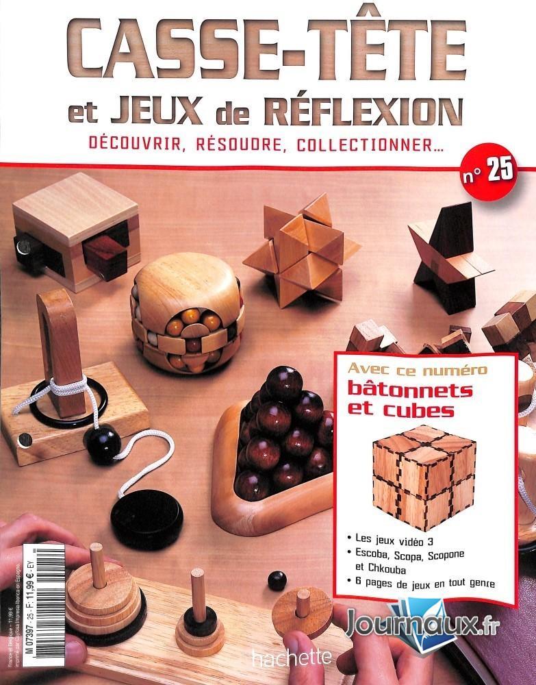 Bâtonnets et Cubes