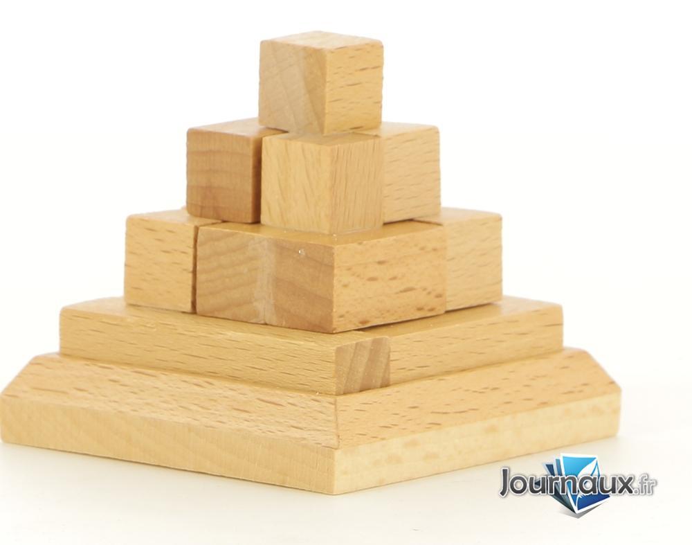 La Pyramide Cubique