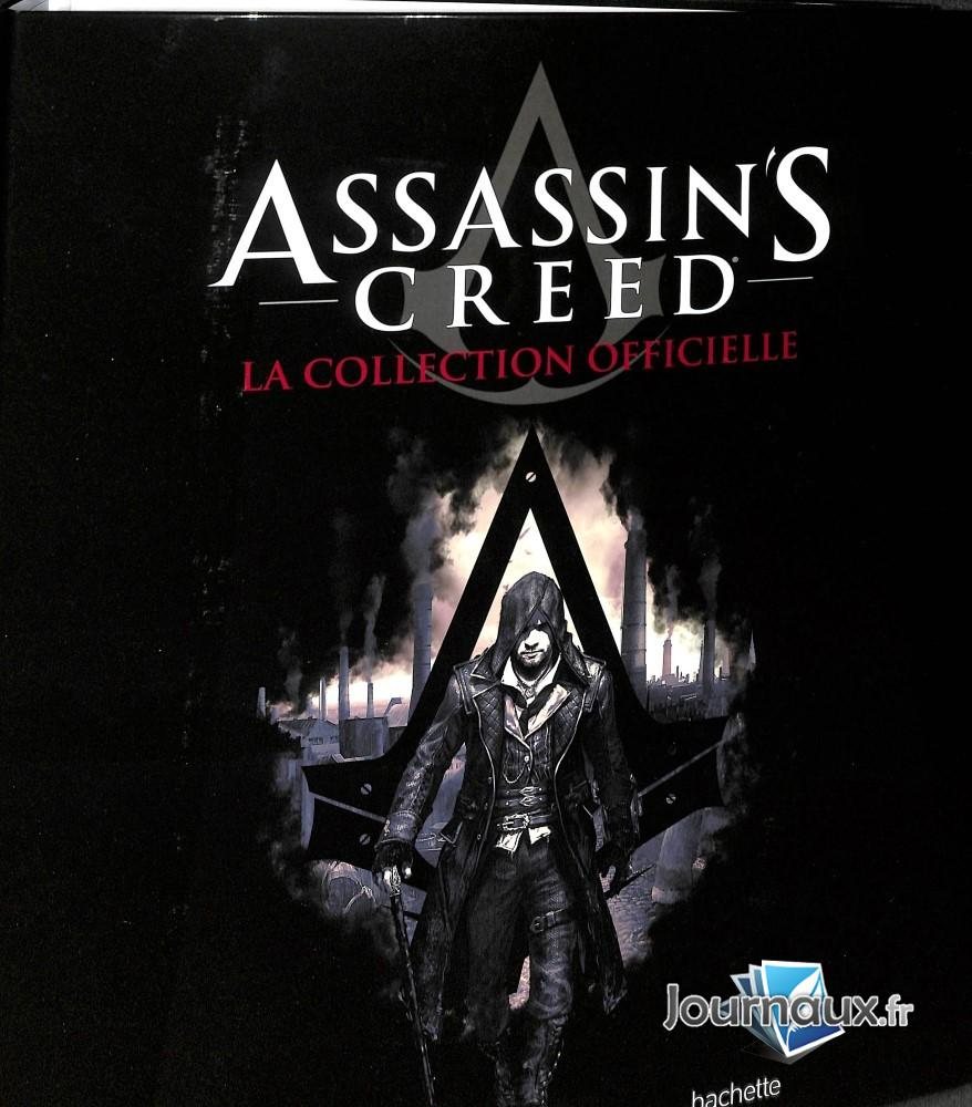 Classeur Assassin's Creed