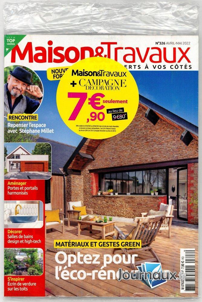 Maison et travaux + Campagne Décoration