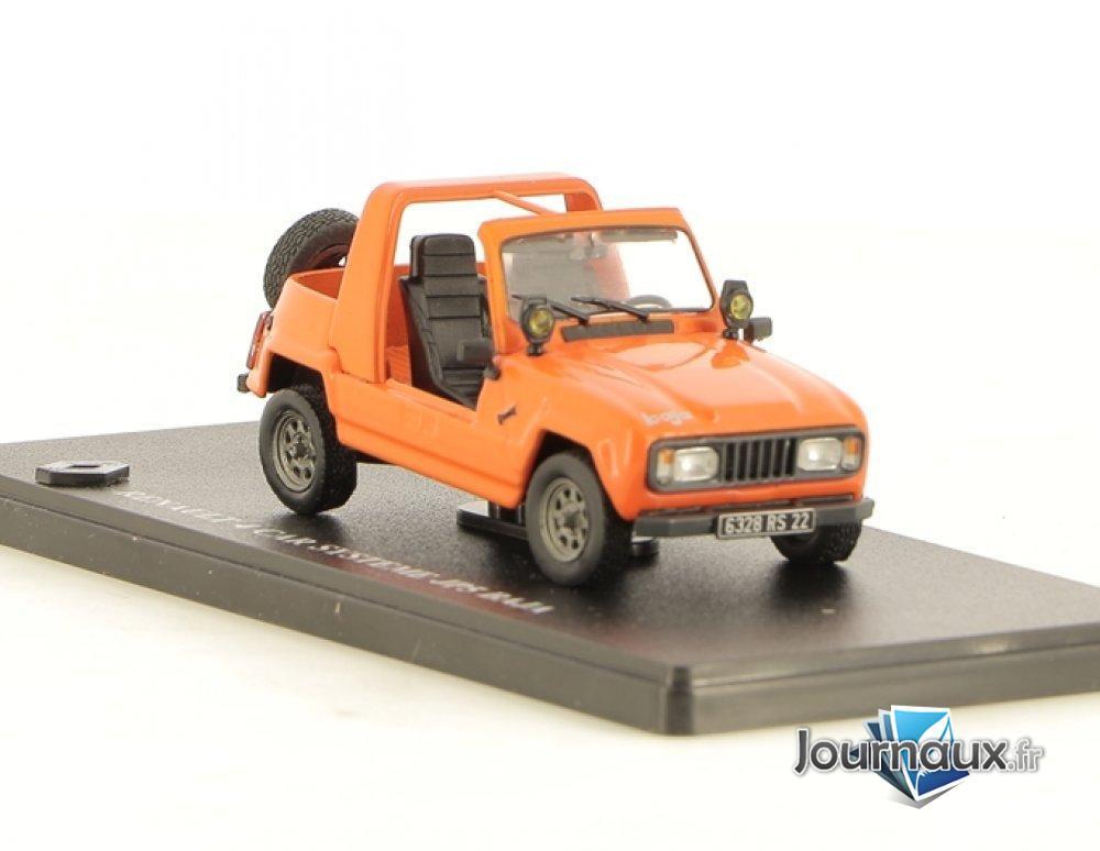 1983 - La Renault 4 Car Système JP5 Baja