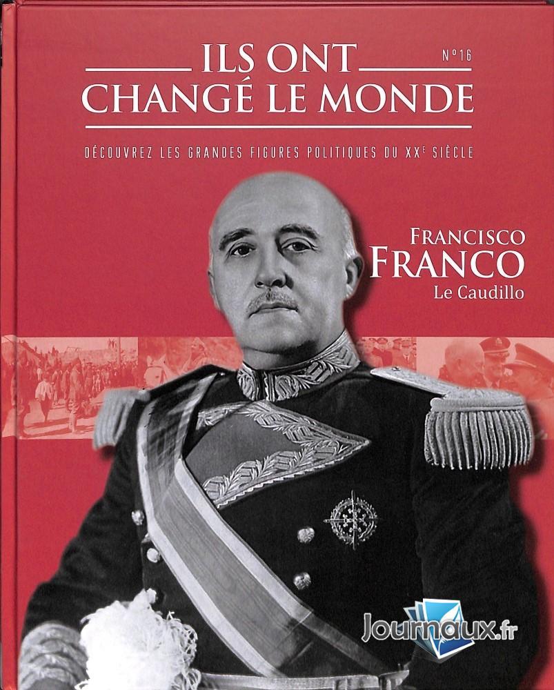 Francisco Franco Le Caudillo