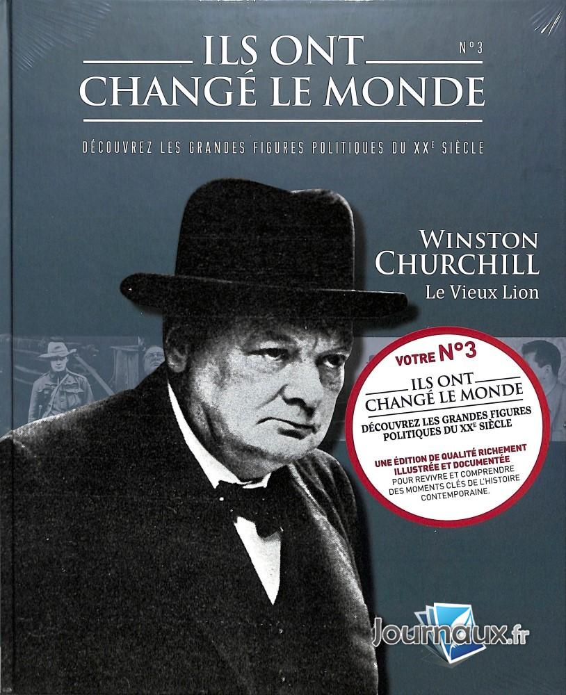 Winston Churchill-Le vieux Lion