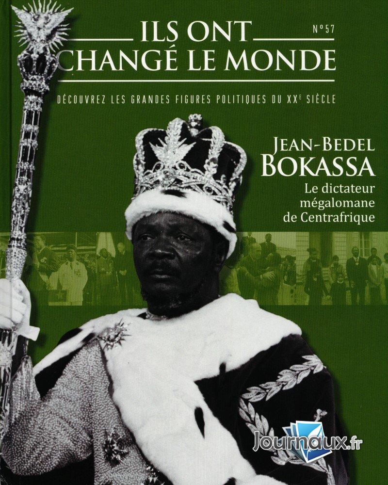 Jean-Bedel Bokassa - Le Dictateur Mégalomane de Centrafrique