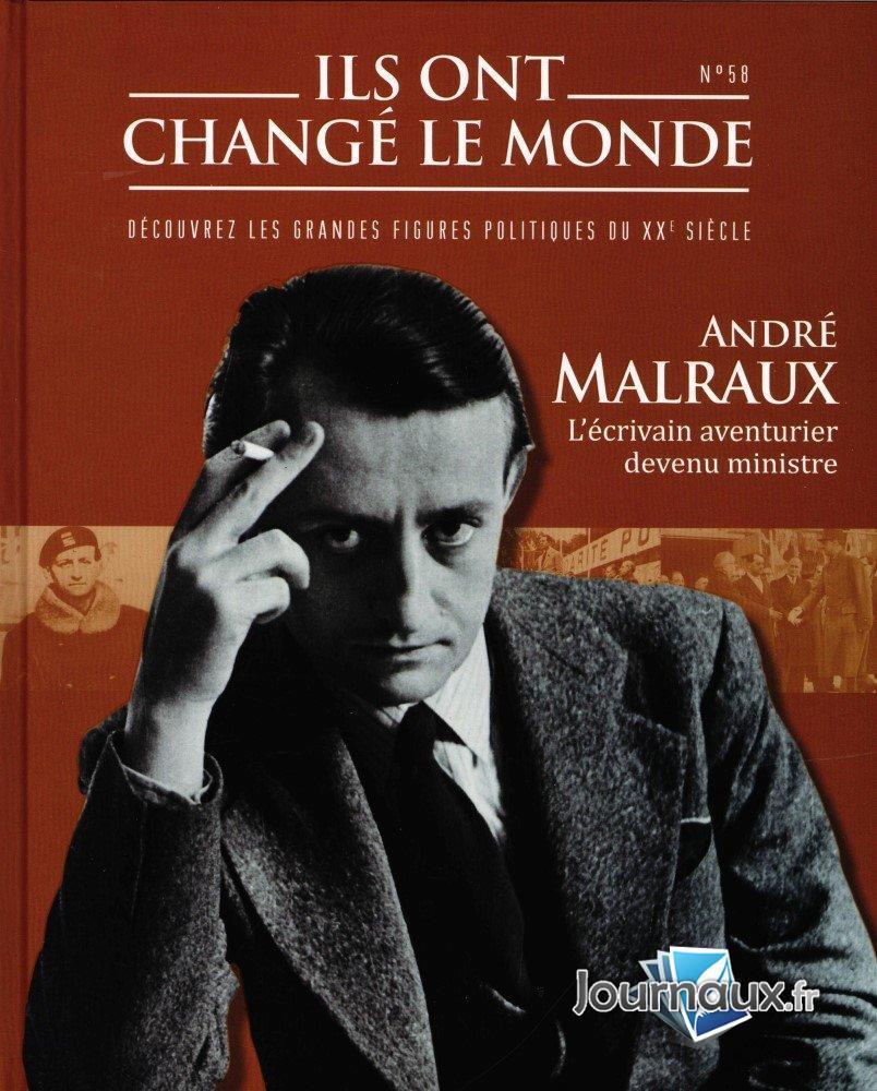 André Malraux - L'écrivain Aventurier Devenu Ministre