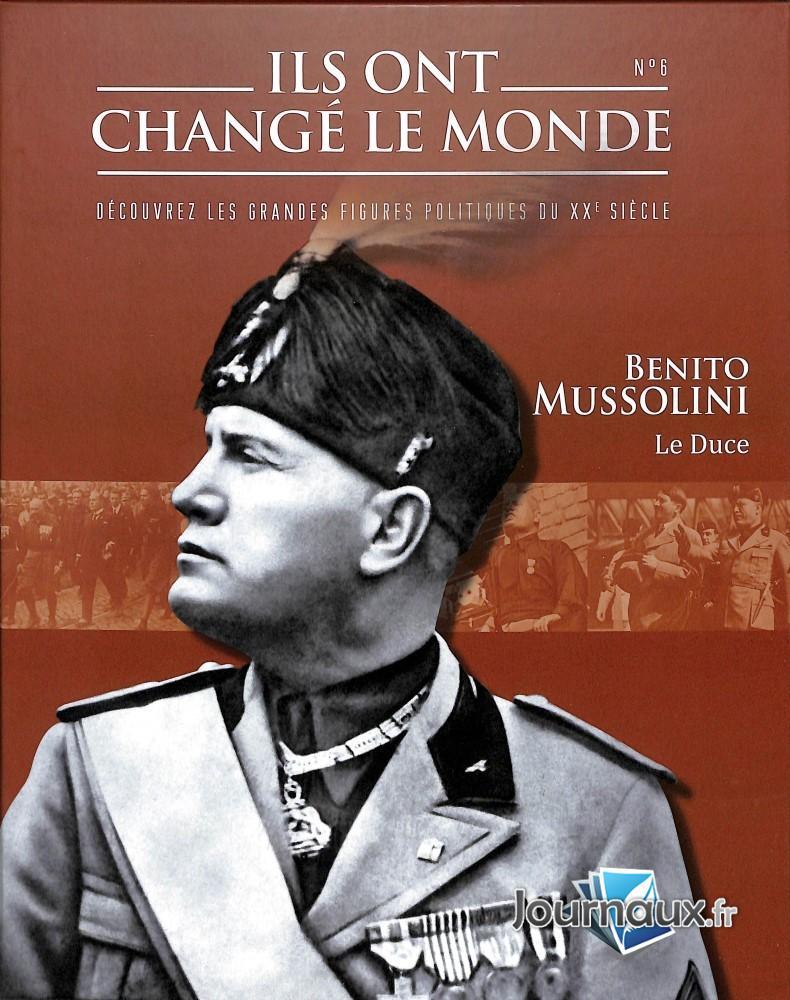 Benito Mussolini le Duce
