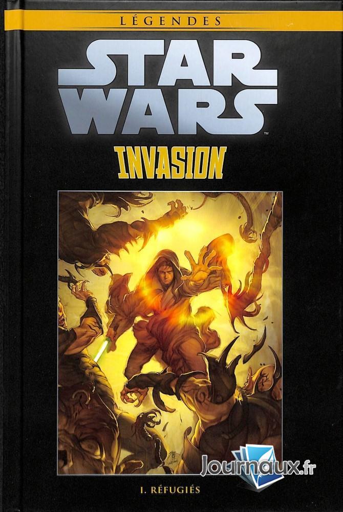 82 - Invasion , I. Réfugiés