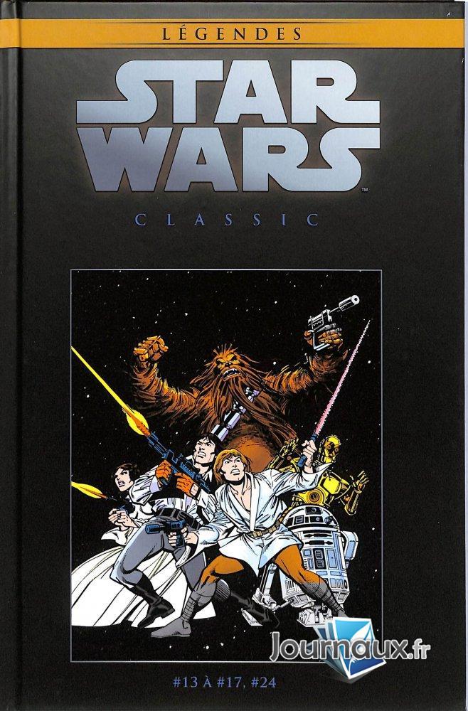 118 - Star Wars Classic #13 à #17, #24