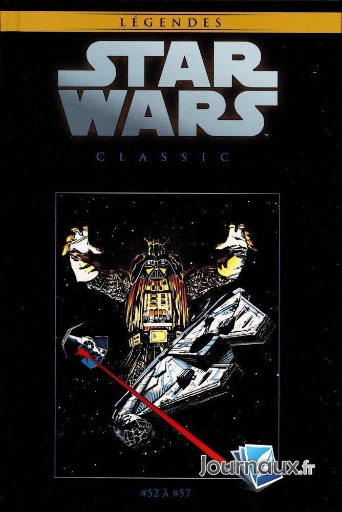 125 - Star Wars Classic #52 à #57