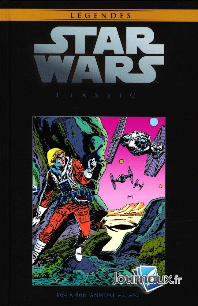 127 - Star Wars Classic #64 à #66