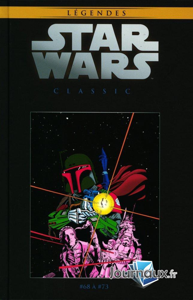 128 - Star Wars Classic #68 à #73