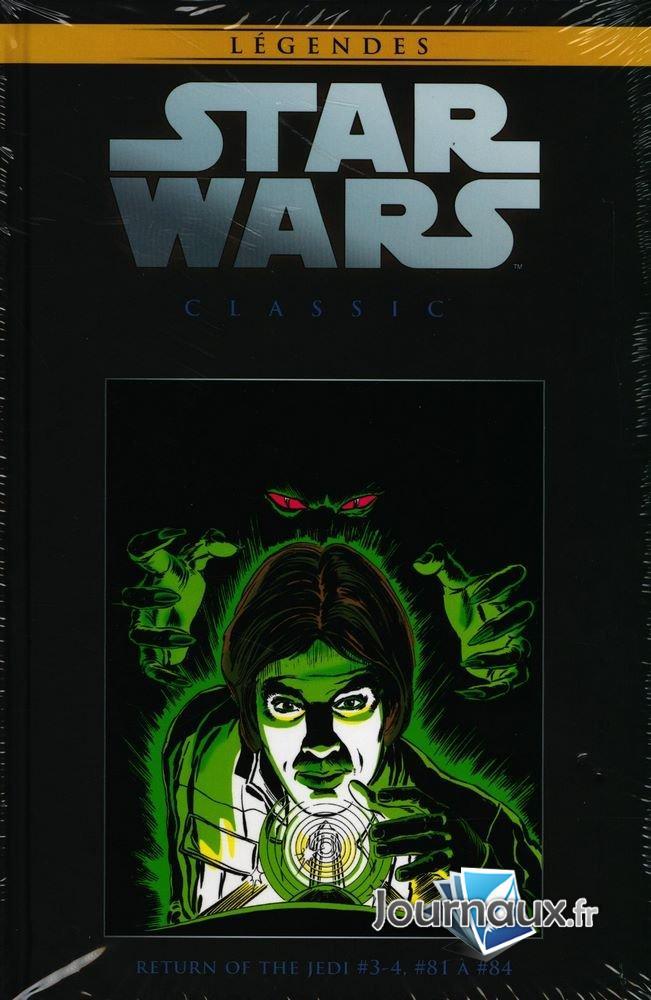 Return of the Jedi #3-4, #81 à #84 & #52 à #57