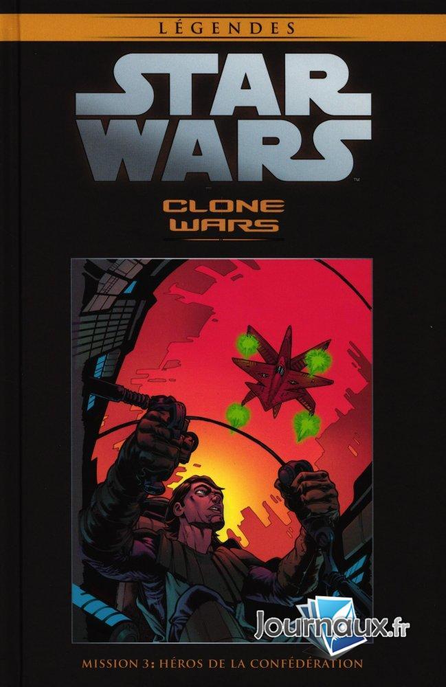 Clone Wars - Mission 3 : Héros de la Confédération