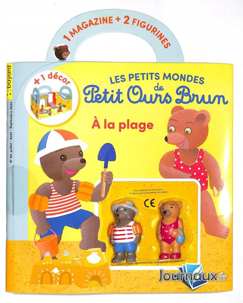 Les Petits Mondes de Petit Ours Brun