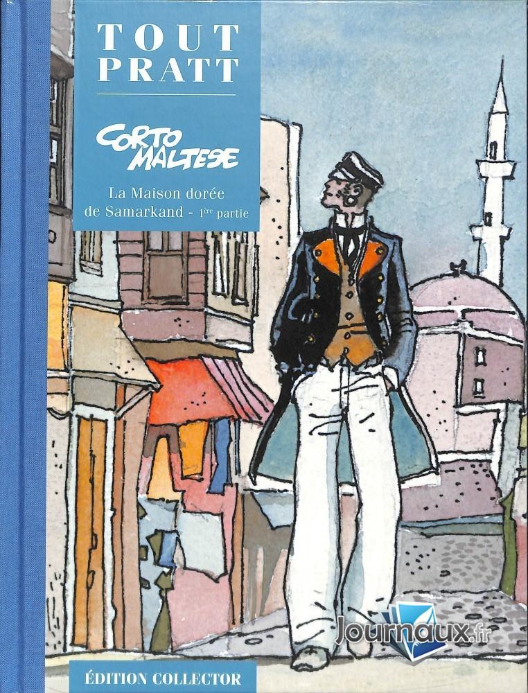 Corto Maltese - La Maison Dorée De Samarkand - 1ère Partie