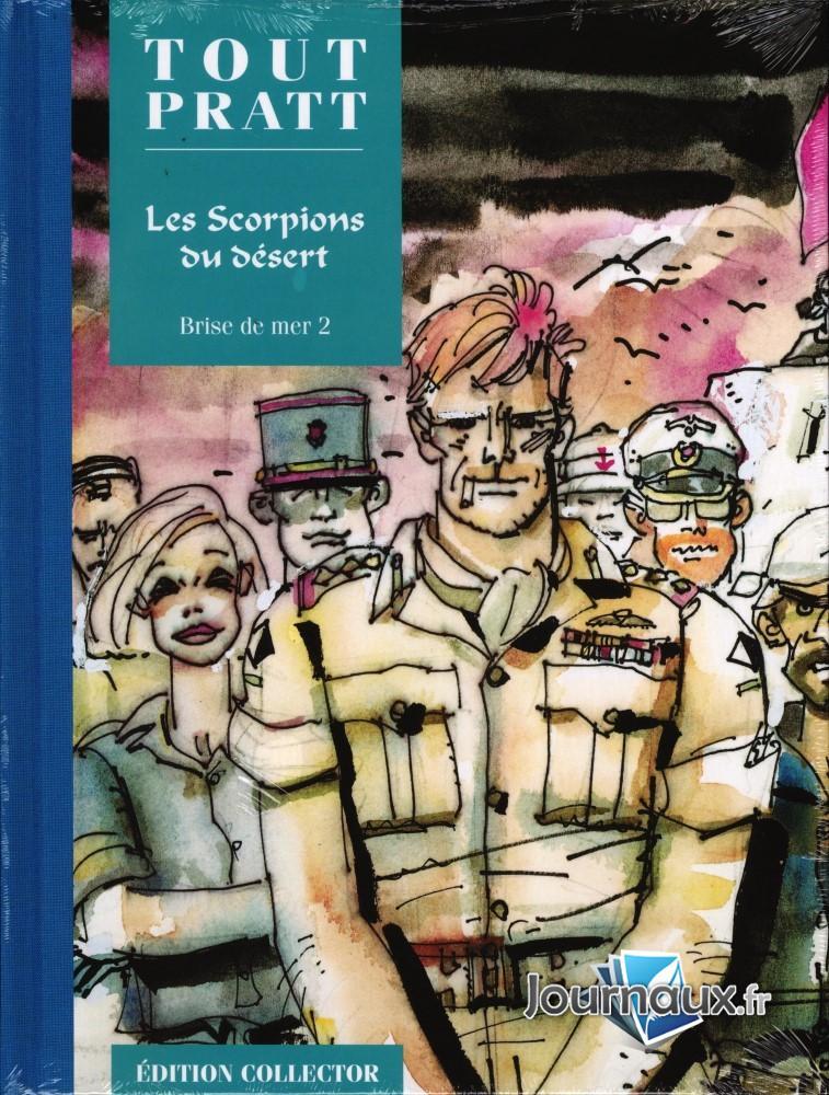 Les Scorpions Du Désert - Brise De Mer 2
