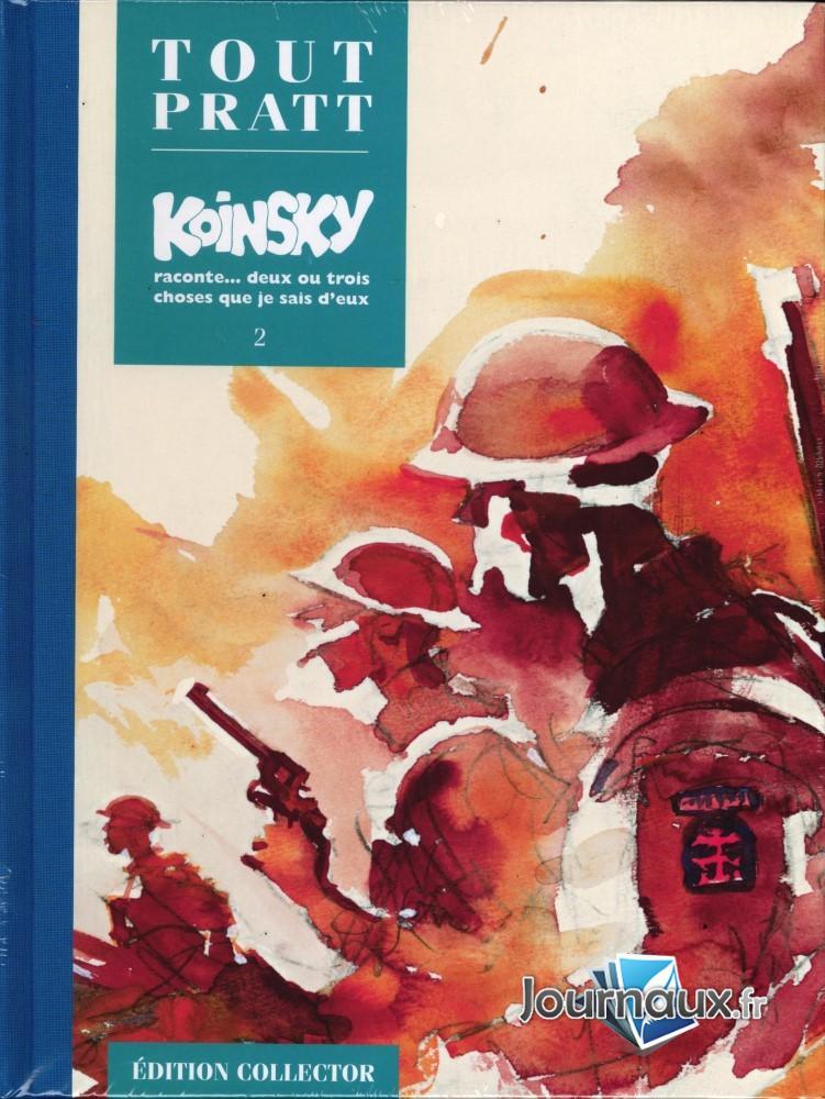 Koinsky - Raconte... Deux Ou Trois Choses Que Je Sais D'Eux 2