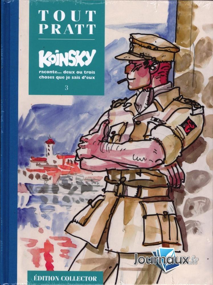 Koinsky - Raconte... Deux Ou Trois Choses Que Je Sais D'Eux 3