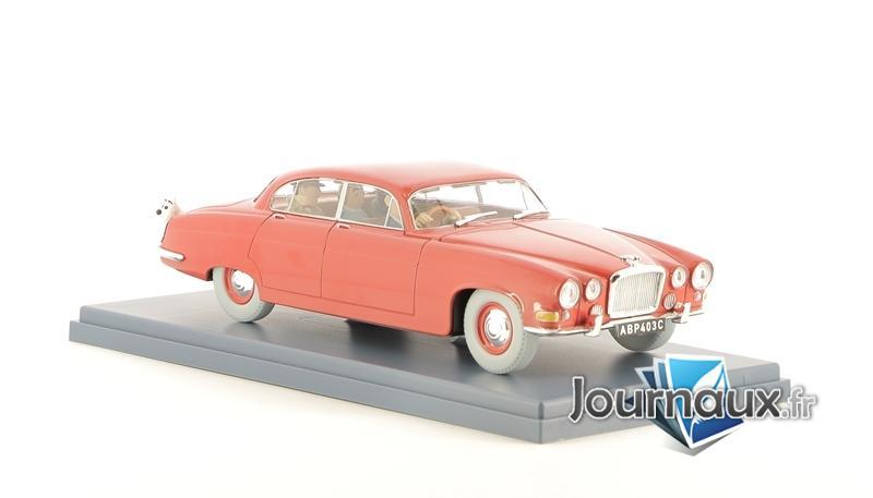 La Jaguar Des Ravisseurs