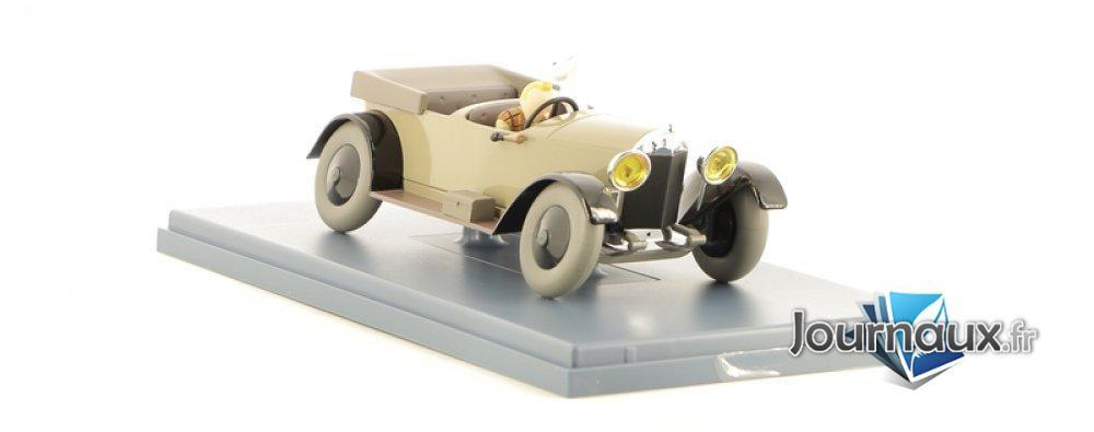 La Mercedes de Tintin