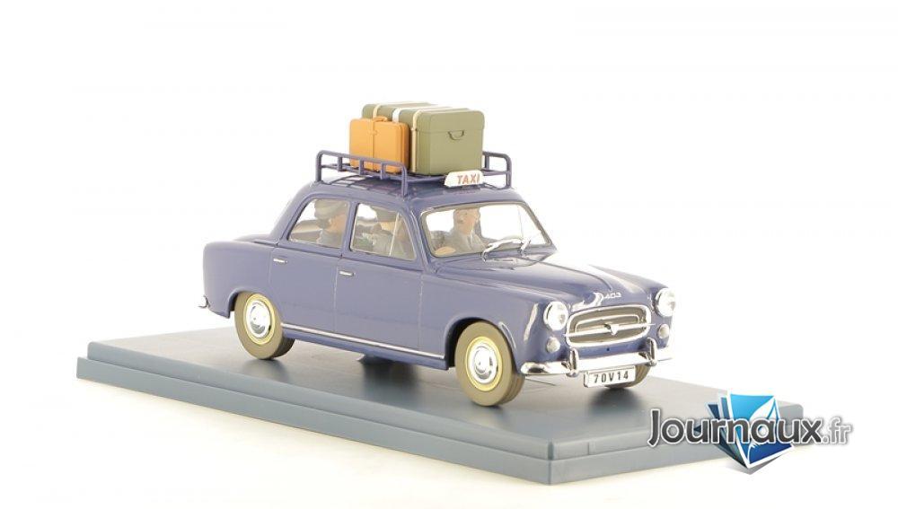 Le Taxi de Moulinsart
