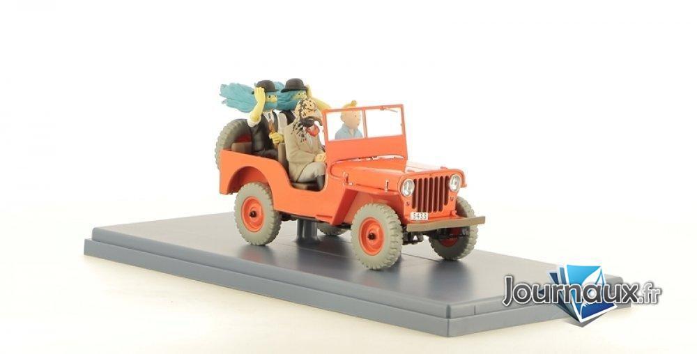 La Jeep du Désert