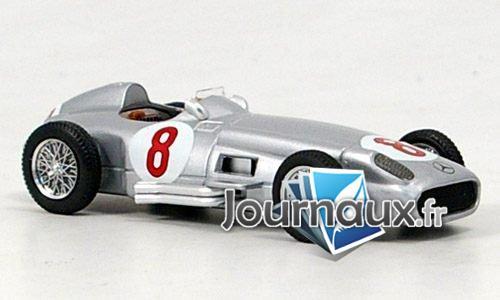 Mercedes W196, No.8, GP Niederland - 1955