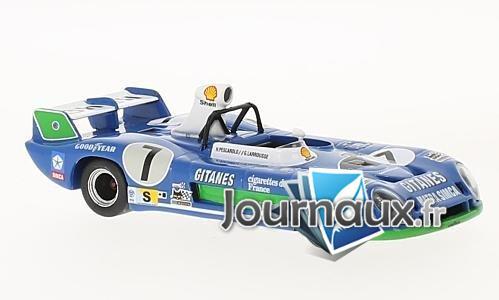 Matra 670 B, No.7, 24h Le Mans - 1974