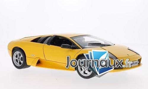 Lamborghini Murcielago, metallic-gelb