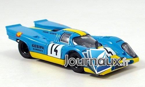 Porsche 917K, No.14, Gesipa Racing Team, 1000km Monza - 1970