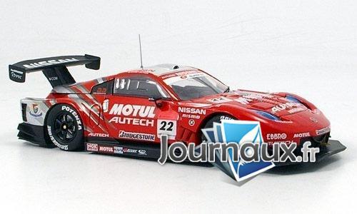 Nissan Fairlady Z, Motul, Super GT - 2007