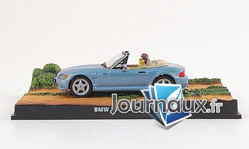 BMW Z3 Roadster, metallic-bleu clair, James Bond 007 - 1995