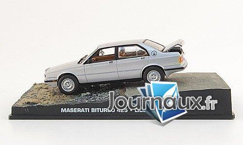 Maserati Biturbo 425, silber, James Bond 007 - 1989